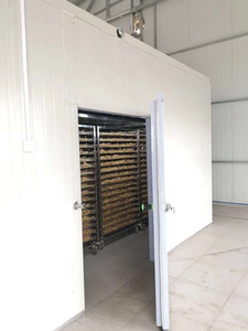 Gingseng Dryer