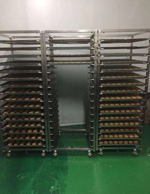 Bread Baking Trolley HR-BT-02