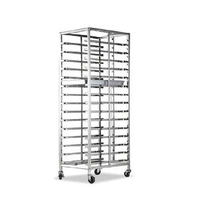 BREAD BAKING TROLLEY